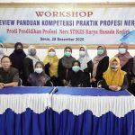 Workshop Review Panduan Kompetensi Praktik Profesi Ners