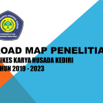 Road Map Penelitian STIKES Karya Husada Kediri Tahun 2019-2023